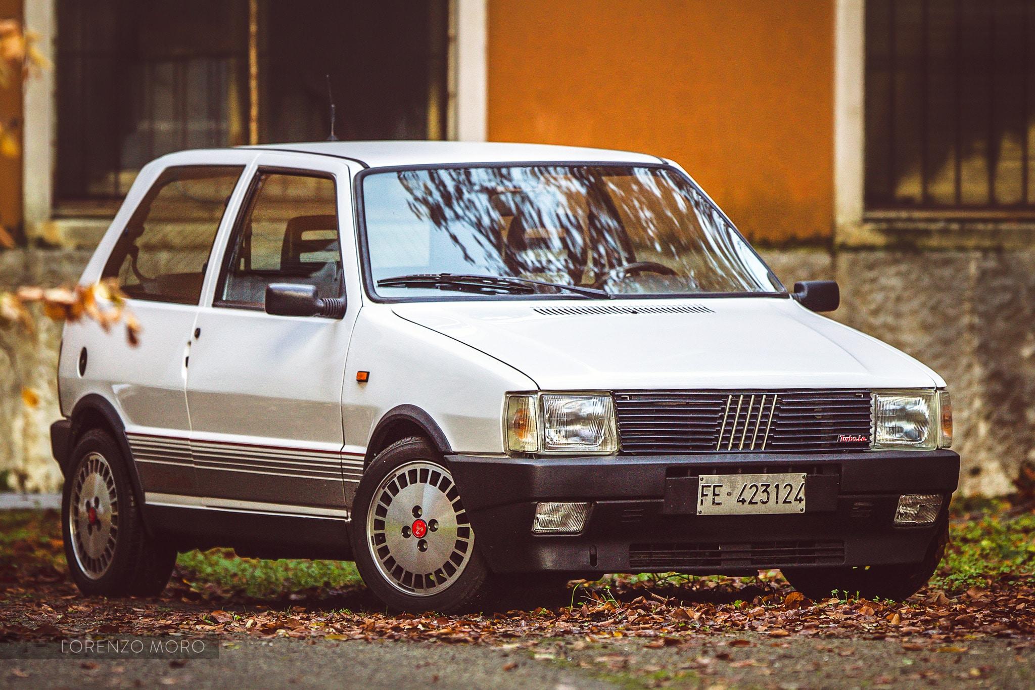Fiat Uno Turbo I E Quando I Santi Non Bastavano